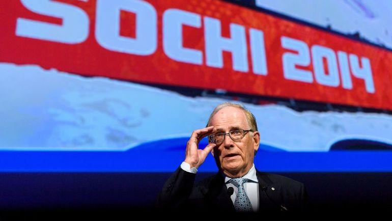 Независимый следователь ВАДА Ричард МАКЛАРЕН в ходе дела о допинговых нарушениях Сочи-2014 не приезжал в Россию. Фото AFP