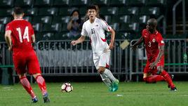 Футбольный посол Ким Чен Ына. Кого