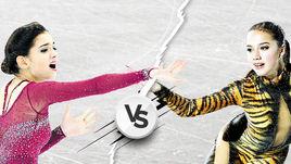 Медведева vs Загитова: кто королева льда?