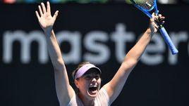 Шарапова - в третьем круге Australian Open
