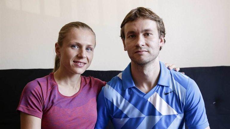 Юлия и Виталий СТЕПАНОВЫ. Фото twitter.com