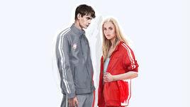 Серый, красный и белый. Новая форма олимпийской команды России