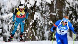 Антерсельва. Йоханнес Бе выиграл гонку преследования. Шипулин - третий!