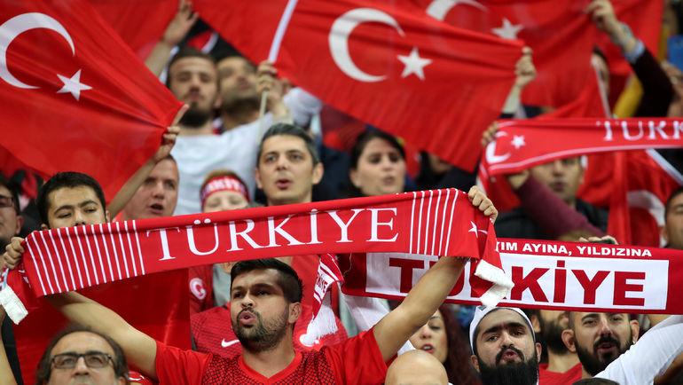 Непопадание сборной на чемпионат мира-2018 стало для Турции настоящим шоком. Фото REUTERS