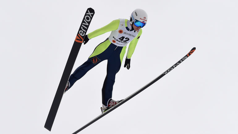 Ирина АВВАКУМОВА. Фото AFP