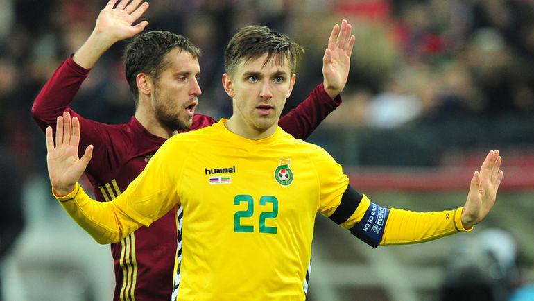 Форвард сборной Литвы может перейти в столичное «Динамо»