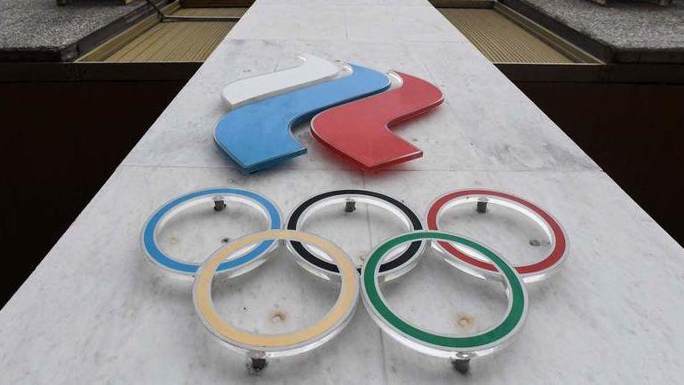 МОК подготовил семь правил поведения для олимпийских атлетов из России. Фото AFP