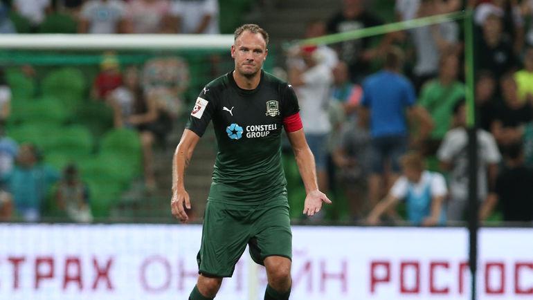 «Хельсингборг» объявил оподписании договора сзащитником «Краснодара» Гранквистом