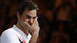 Двадцатикратный Федерер. Великий швейцарец защитил титул в Мельбурне