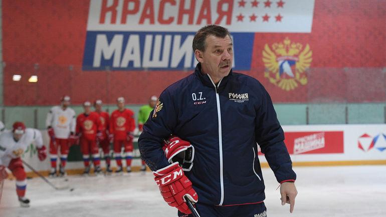 Назван капитан русской хоккейной сборной наОИ
