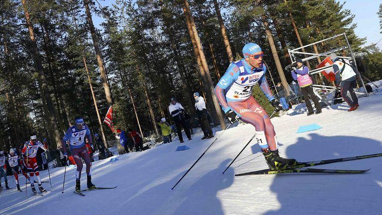 Алексей ЧЕРВОТКИН. Фото AFP
