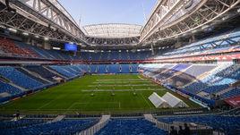 ФИФА одобряет. Стадион в Петербурге прошел еще одну проверку перед ЧМ-2018