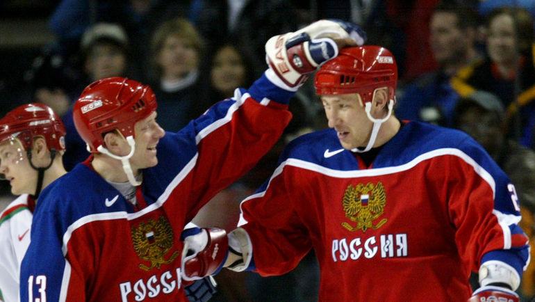 Борис МИРОНОВ (справа). Фото AFP