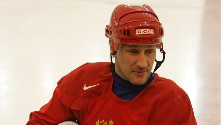 Алексей КОВАЛЕВ. Фото Александр ВИЛЬФ