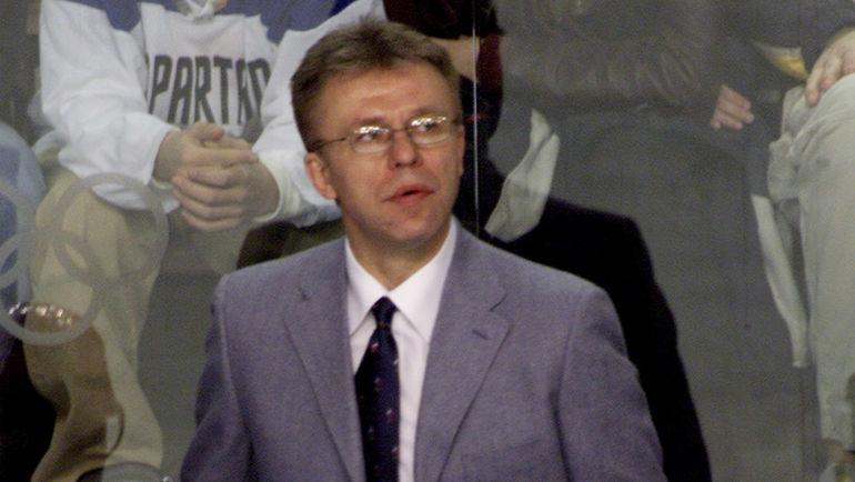 Вячеслав ФЕТИСОВ. Фото REUTERS