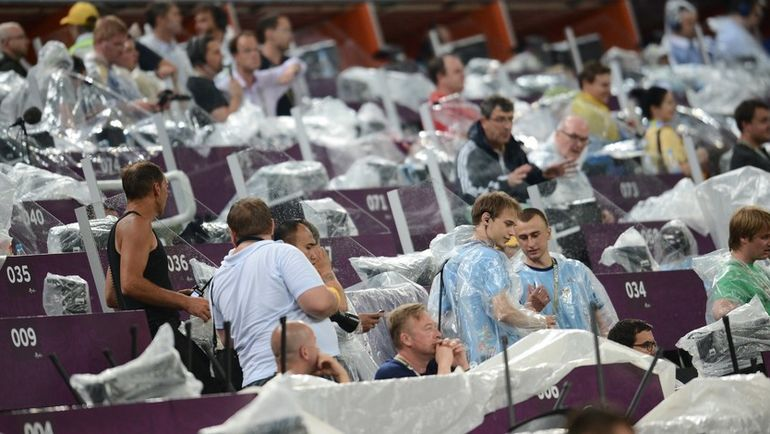 Украинские журналисты не приедут в Россию на чемпионат мира? Фото REUTERS
