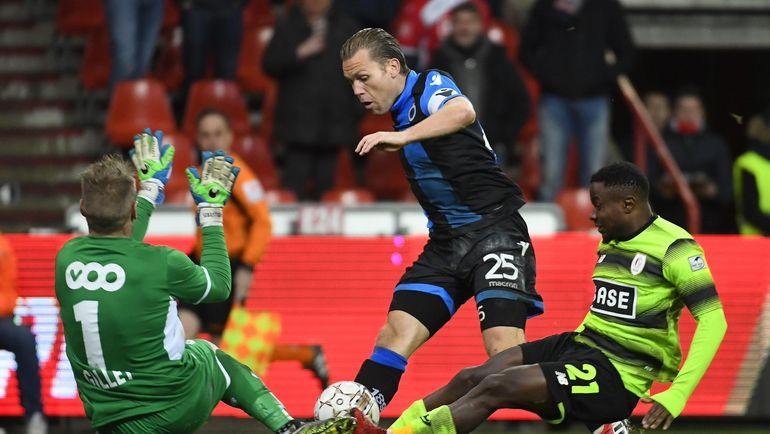 «Стандард» разгромил «Брюгге», Габулов пропустил 4 мяча