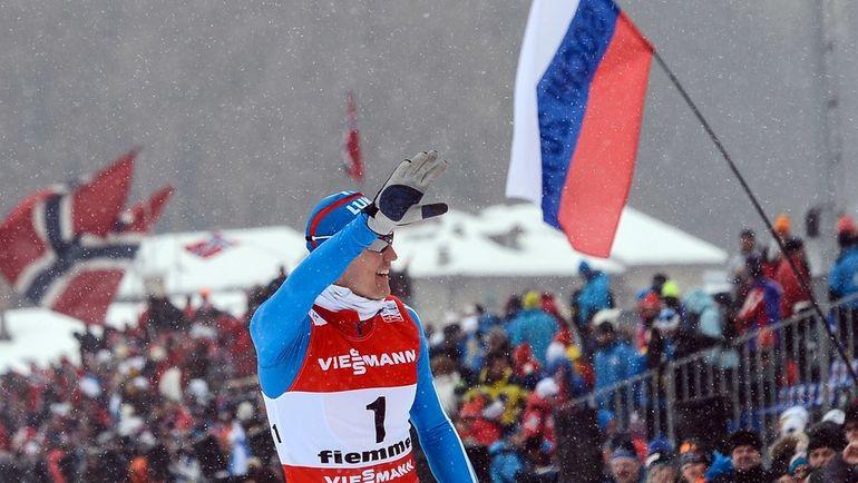 Никита КРЮКОВ не хочет выступать без флага. Фото AFP