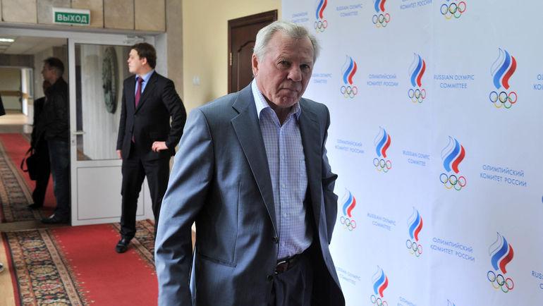 Борис МАЙОРОВ. Фото Алексей ИВАНОВ