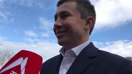 Головкин - о бое Гассиев – Дортикос