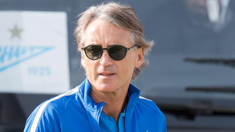 Манчини— фаворит напост основного тренера сборной Италии