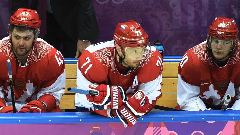 """Александр РАДУЛОВ (слева) и Илья КОВАЛЬЧУК. Фото Александр ФЕДОРОВ, """"СЭ"""""""