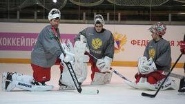 Кто будет первым номером сборной: Кошечкин, Сорокин или Шестеркин?