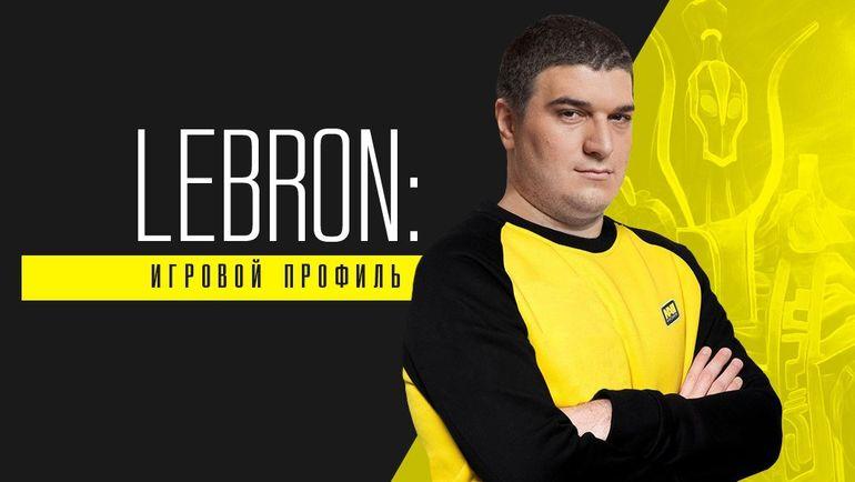 "Никола ""LeBron"" Попович. Фото Natus Vincere"