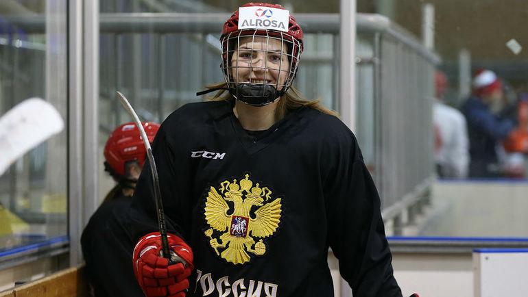 Допинг-офицеры не позволили провести сборной России полноценную тренировку в понедельник. Фото ФХР