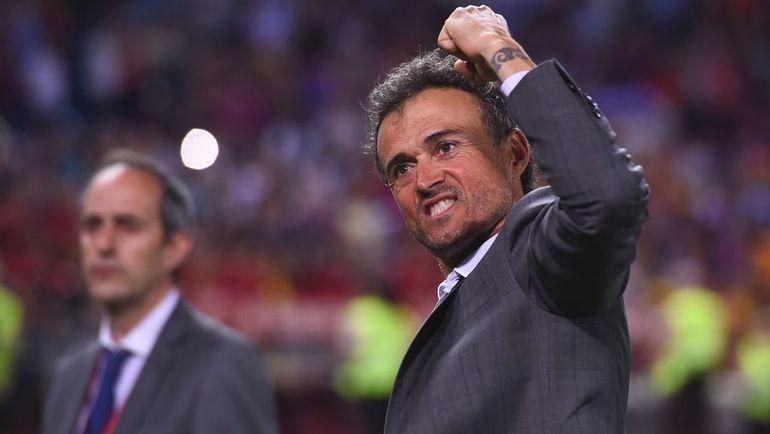 В преемники итальянцу прочат Луиса ЭНРИКЕ. Фото AFP