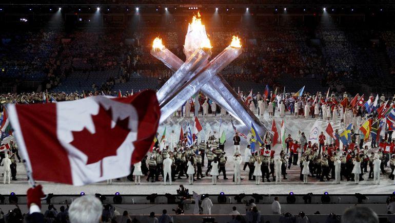 """Программа """"Завладей пьедесталом"""" помогла Канаде выиграть общий зачет домашних Олимпийских игр-2010. Фото REUTERS"""