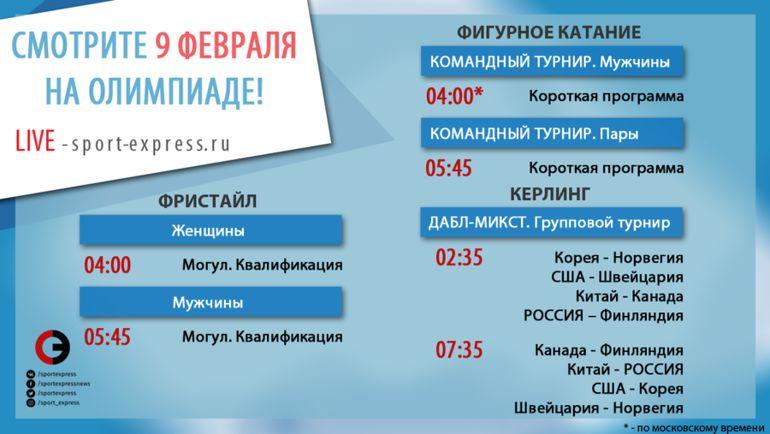 Тарасова/Морозов: рассчитываем , отставание втурнире команд наОИ будет наверстано