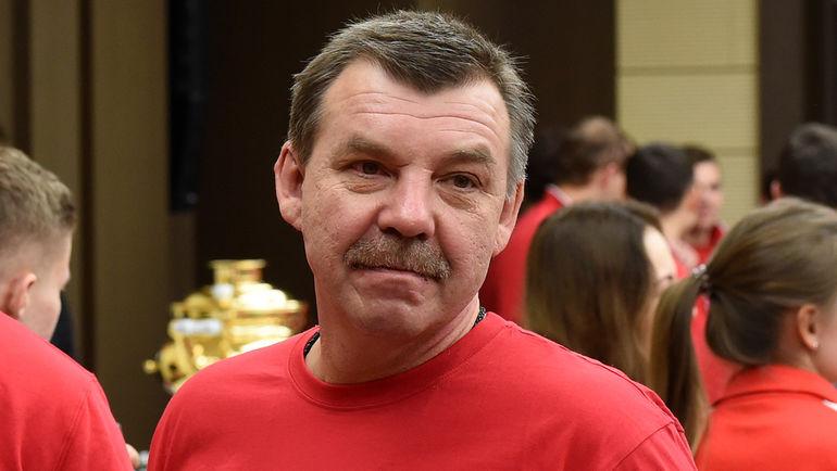 Олег ЗНАРОК. Фото Владимир БЕЗЗУБОВ, photo.khl.ru, photo.khl.ru