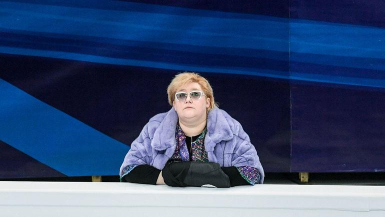 """Нина МОЗЕР. Фото Дарья ИСАЕВА, """"СЭ"""""""