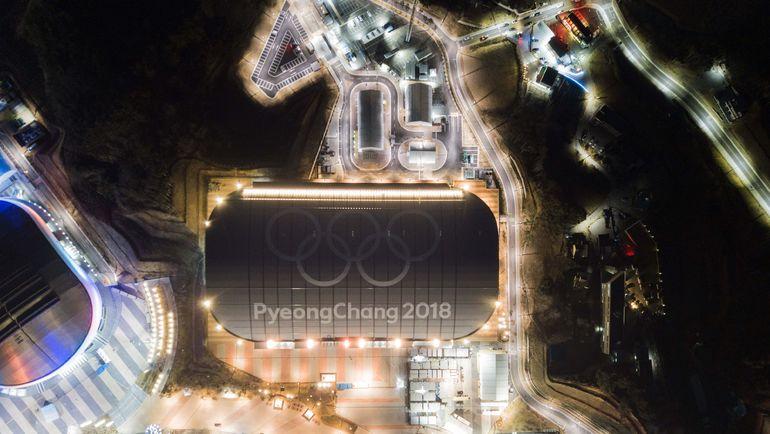 Пхенчхан. Фото AFP