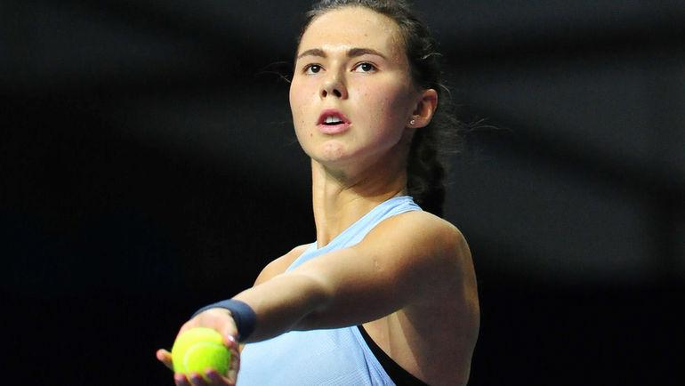 Теннисистки сборной РФ проиграли команде Словакии вКубке Федерации