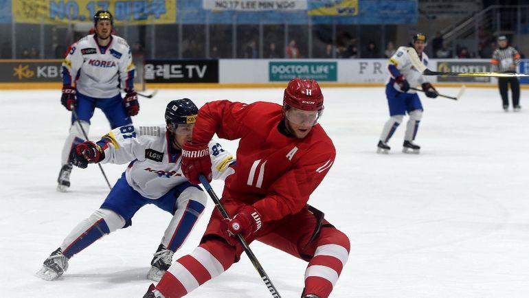 Россия разгромила Корею в контрольном матче перед Олимпиадой (Видео)