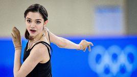 Как Медведева готовится к Олимпиаде. Фото