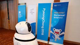Этот робот сводит всех с ума