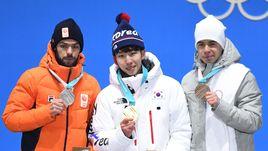 Наградили! Елистратов получил олимпийскую бронзу