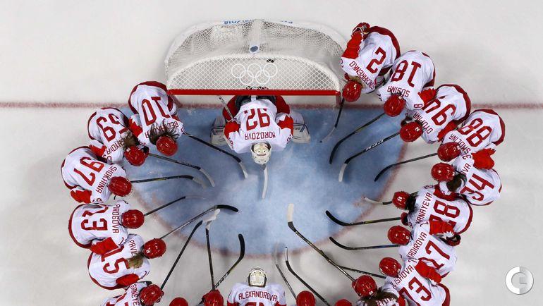11 февраля. Пхенчхан. Канада - Россия - 5:0.
