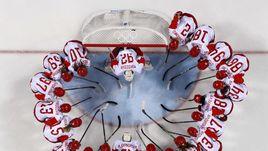 Мозякин и Ковальчук не спасли девушек от разгрома в матче с Канадой