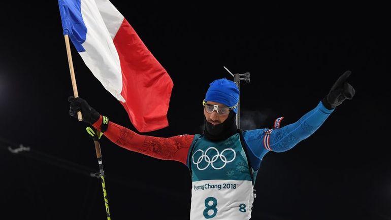 Понедельник. Пхенчхан. Мартен ФУРКАД - олимпийский чемпион. Фото AFP