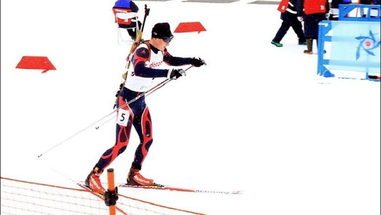 Тариэль ЖАРКЫМБАЕВ. Фото Sport.gov.kg