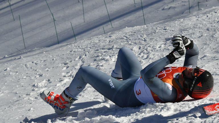 Сегодня. Пхенчхан. Павел ТРИХИЧЕВ. Фото REUTERS