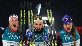Бронзовый спринт России