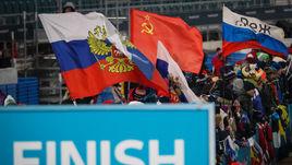 Да будет флаг! Символы нашей страны на Олимпиаде