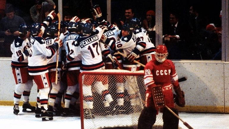 Чудо на льду-1980. Как оно есть. Фото imasportsphile.com