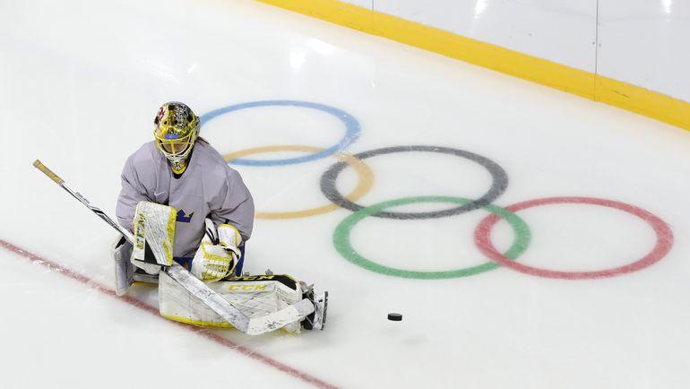 Формат олимпийского хоккейного турнира точно удивит неподготовленного зрителя. Фото REUTERS