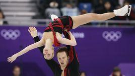 Тарасова и Морозов в борьбе за золото